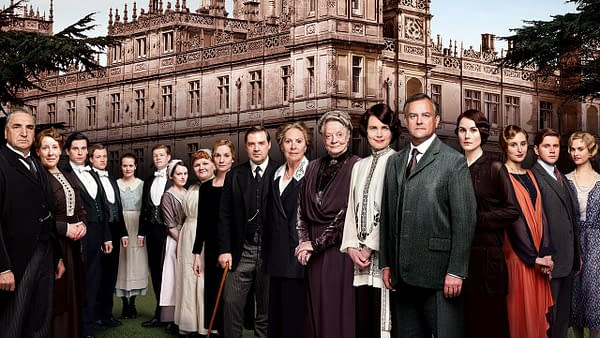 Focus Features Greenlights Downton Abbey Movie!