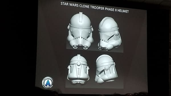 Star Wars Collectibles from Sideshow, Kotobukiya, Anovos, and More Shown off at SDCC Panel