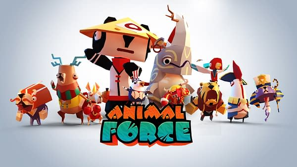 Oasis Games Announces All-Ages VR Game Animal Force for PSVR
