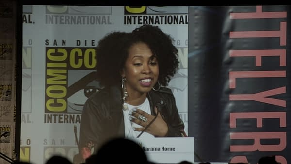 Enter Nightflyers, Syfy's New George R. R. Martin-Based Series at SDCC