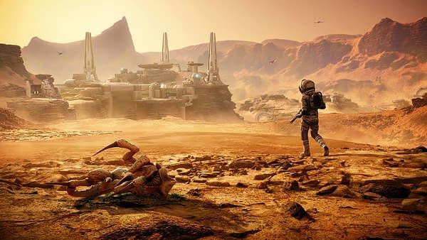 Far Cry 5's Next DLC Will, for Some Reason, Take People to Mars