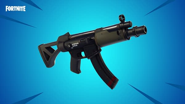 Fortnite Receives an Update with a Few New Bits of Gear