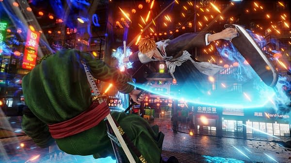 Bandai Namco Shows New Images of Ichigo from Bleach in Jump Force