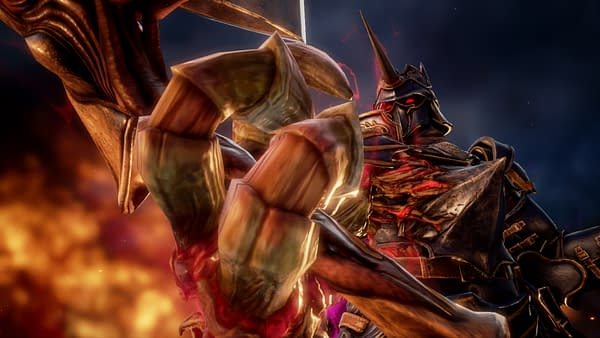 SoulCalibur VI's Devs Are Trying to Restore the Franchise's Glory