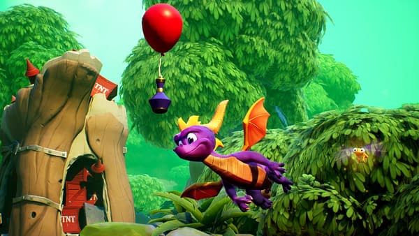 Toys For Bob Announces Spyro Reignited Trilogy Pushed Back to November