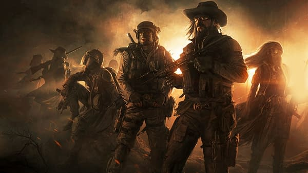 Wasteland 2 Director's Cut is Coming to the Nintendo Switch