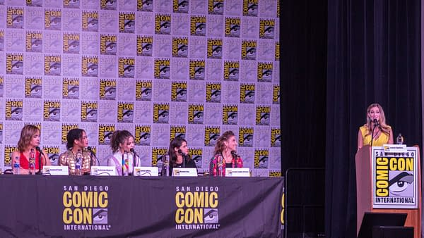 Charmed Reboot (Mostly) Wins Fans Over at SDCC Screening and Panel