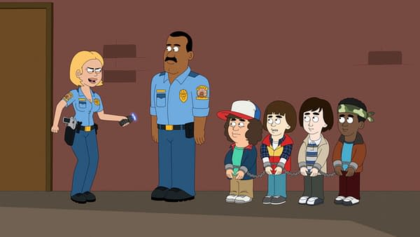 Netflix Issues APB for Animated Series 'Paradise P.D.' from Brickleberry Creators