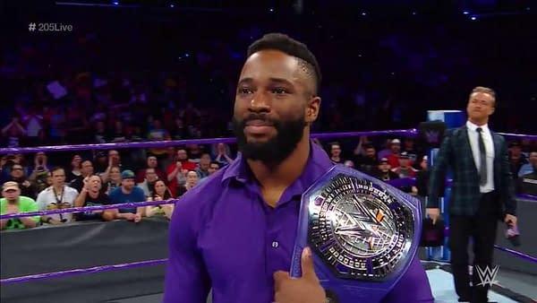 WWE Superstars Cedric Alexander, Tye Dillinger Apologize for Twitter Rape Jokes