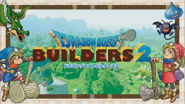 Dragon Quest Builders 2 to be Releases in Japan in December