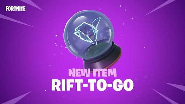 Fortnite Adds Rift-To-Go and Limited Score Mode in Latest Update