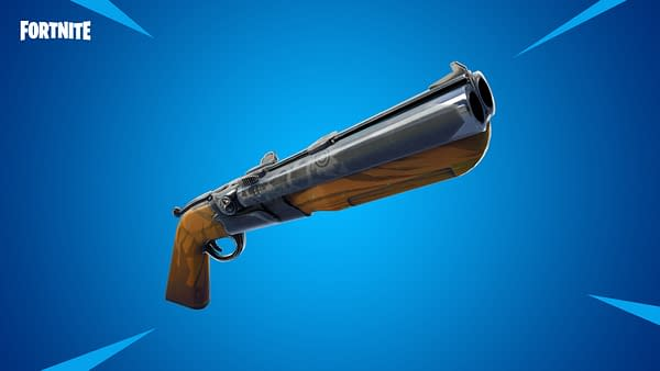 Fortnite's 5.2 Patch Notes Are Up, Along with a New Shotgun