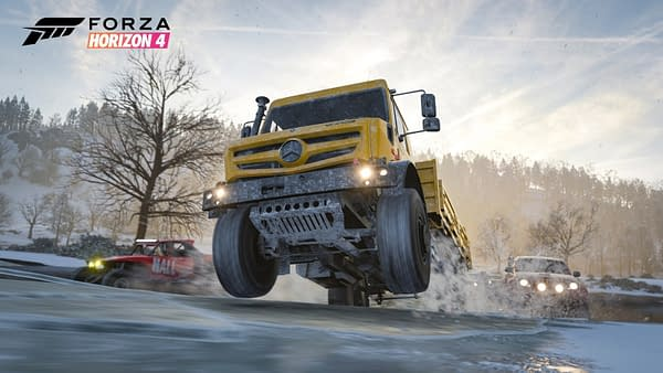 Forza Horizon 4 Should Not Be as Fun as It Is