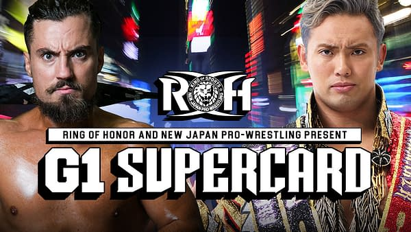 ROH/NJPW G1 Supercard Sells Out Madison Square Garden in 1 Minute
