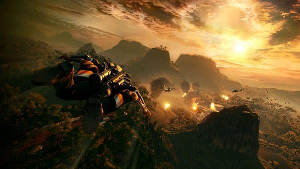 Square Enix Unveils Brand-New Just Cause 4 Tornado Gameplay