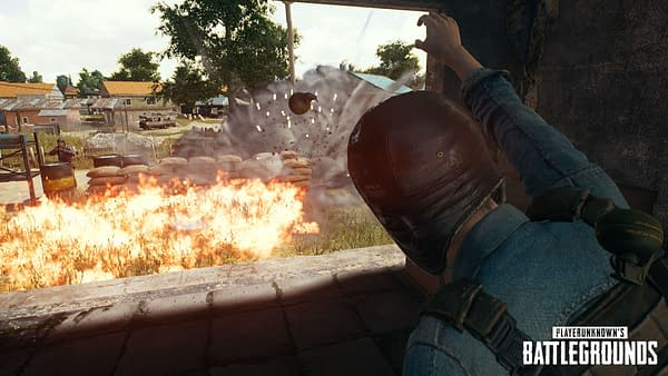 Dodgebomb Officially Launches in PlayerUnknown's Battlegrounds