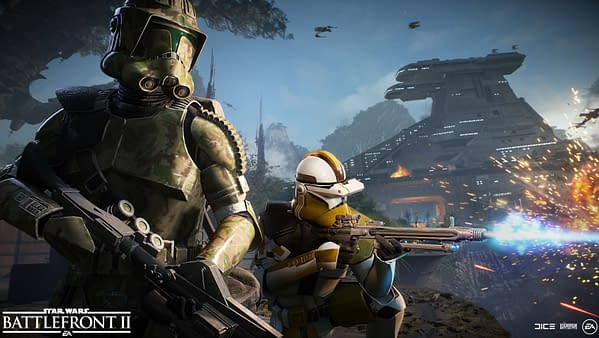 Elite Corps Clone Troopers Are Coming to Star Wars Battlefront II