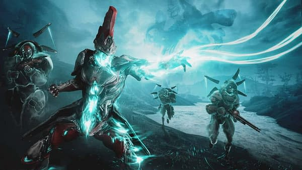 """Warframe's Next Update to Receive """"Mask of the Revenant"""""""