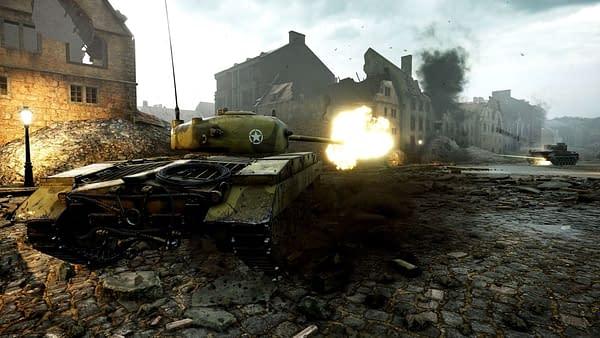 World of Tanks: Mercenaries has Surpassed the 17 Million Player Milestone