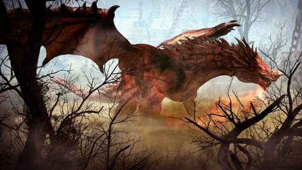 The Black Desert Online Drieghan Expansion Will Arrive in November
