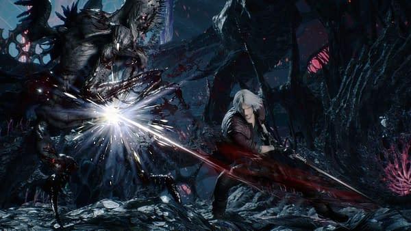 Capcom Celebrates Positive Devil May Cry 5 Reviews