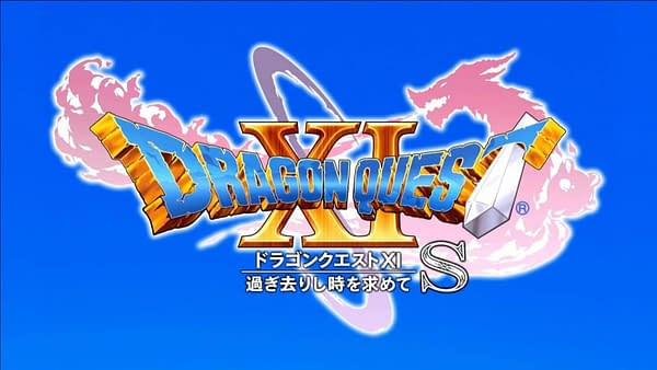Dragon Quest XI Ships Four Million Unites Worldwide