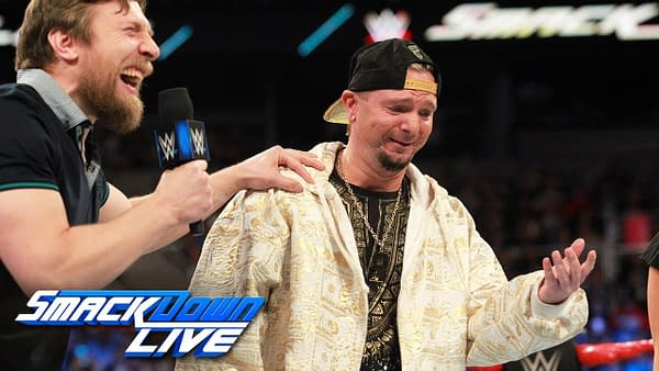 Which Beloved WWE Superstar Could Return on Smackdown Live Tonight? [Spoilers]