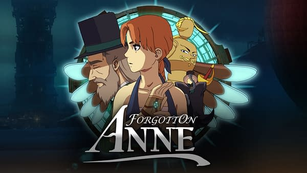 Forgotton Anne Has Been Announced for the Nintendo Switch