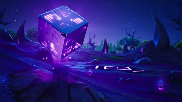 Epic Games Removes the Fortnite Shadow Stones for a Second Time