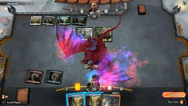 Magic: The Gathering Arena Open Beta Test Phase Announced