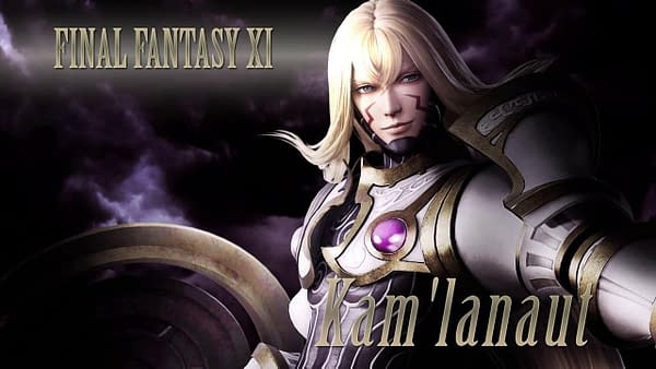 Square Enix Announces Kam'lanaut Coming to Dissidia Final Fantasy NT