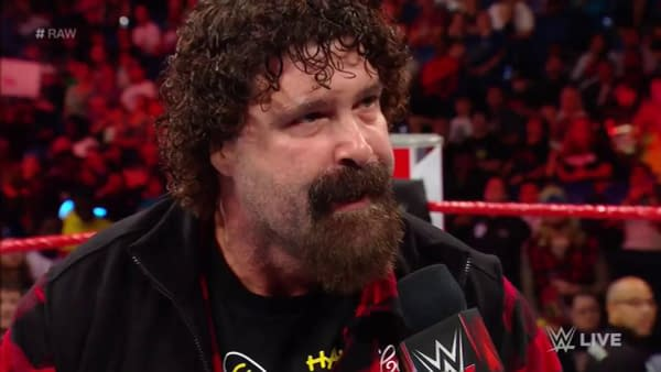 WWE Hall-of-Famer Mick Foley goes hardcore on politics.