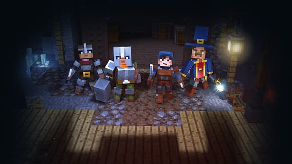 """Minecraft Dungeons"" Receives A New Cinematic Trailer"