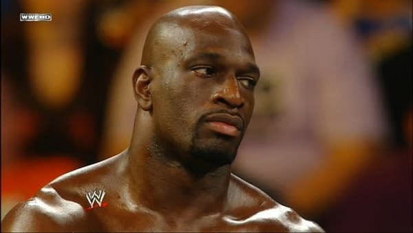 WWE's Titus O'Neil Offers to Redistribute Unwanted Nike Merchandise