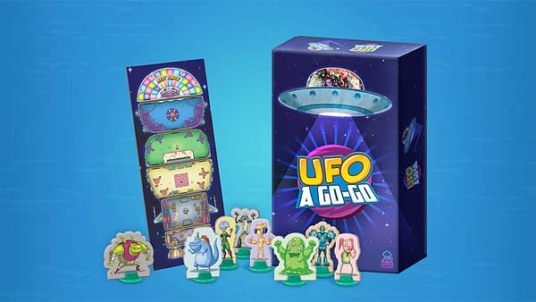 Memory at a Party: We Played UFO A Go-Go at PAX West
