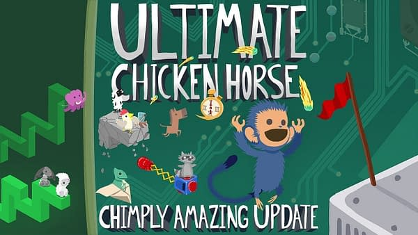Ultimate Chicken Horse: Chimply Amazing Update Coming to Nintendo Switch