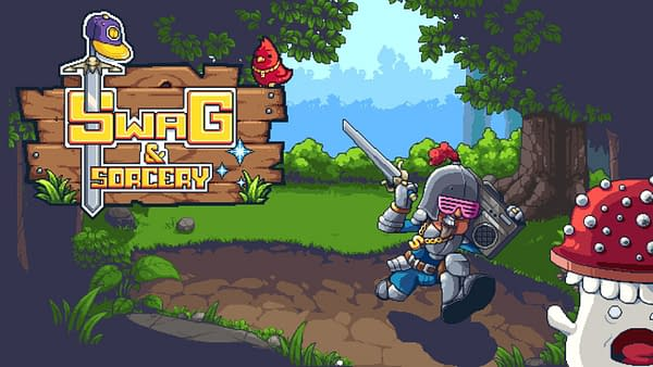 Swag & Sorcery is the RPG Sim for People Who Hate RPGs