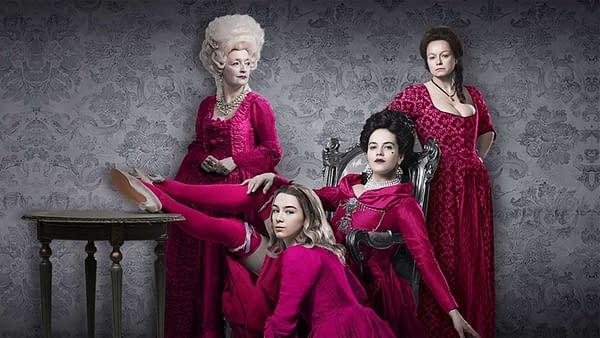 Hulu Renews Technicolor Series Harlots For a Third Season