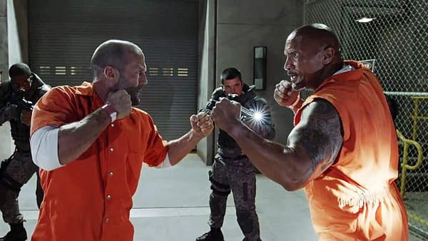 "Dwayne ""The Rock"" Johnson Teases First Day of Hobbs And Shaw"