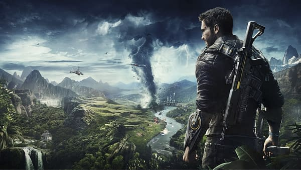 Latest Just Cause 4 Trailer Asks the Hard Philosophical Questions