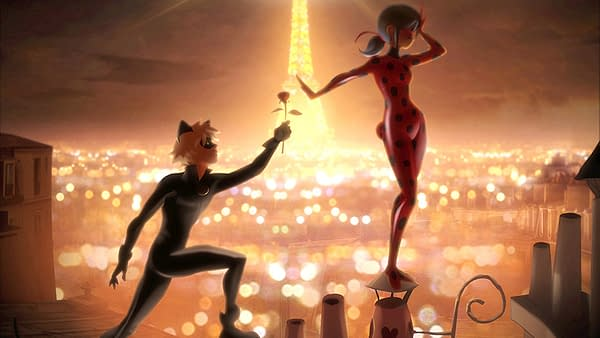Live-Action Miraculous: Tales of Ladybug & Cat Noir Projects Coming