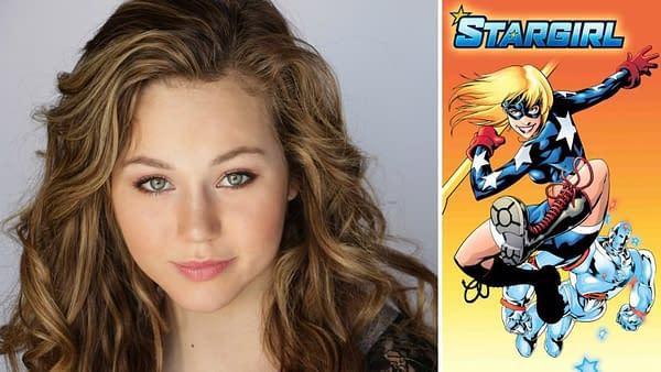 Stargirl: Nickelodeon's Brec Bassinger to Lead DC Universe Series