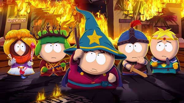 South Park: The Stick of Truth Receives a Nintendo Switch Release Date