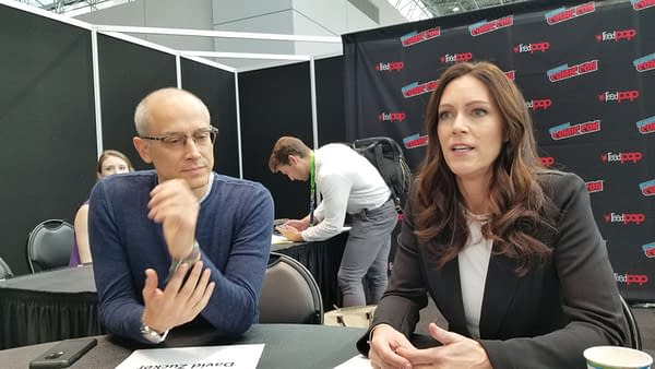 The Man In the High Castle: Chatting Season 3 at NYCC