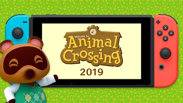 From The Rumor Mill: Animal Crossing Coming in Early 2019?