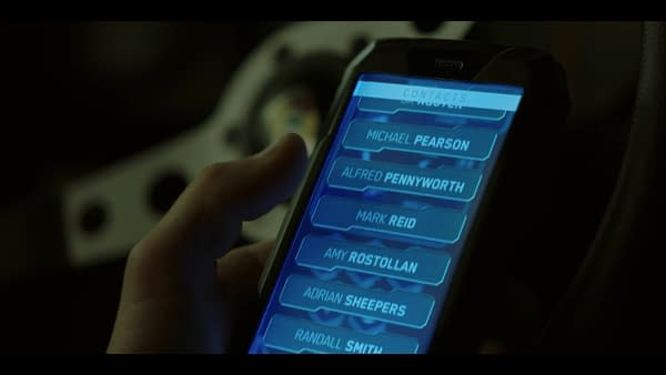 Complete Guide To List of Names on Dick Grayson's Phone in Titans Episode 2