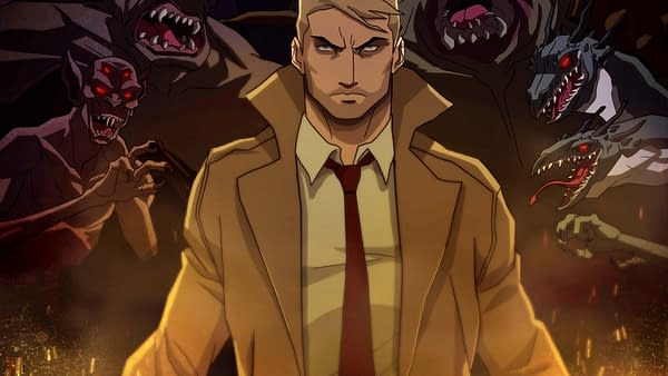 Constantine: City of Demons at NYCC