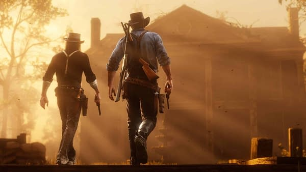 Review Site Donates to Charity After Red Dead Redemption 2 Leak