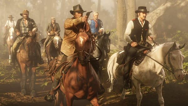 Rockstar Devs Reportedly Working 100 Hour Weeks on Red Dead Redemption 2
