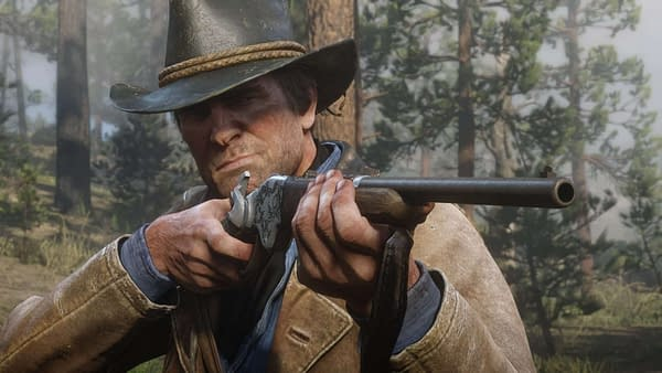 "Rockstar Games Releases A ""Red Dead Redemption 2"" PC Trailer"